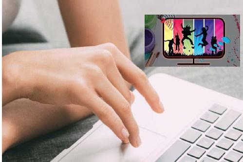 foto tv por internet-páxina
